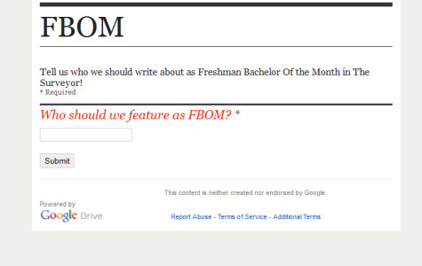 Who should we feature as our Freshman Bachelor of the Month for February? Vote Here!