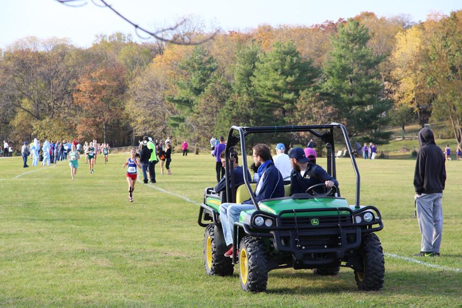 Three Warriors Qualify for XC State Meet