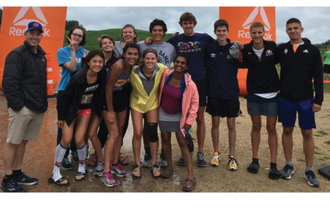 A team of 12 runners from Wash attended a Ragnar run in August.